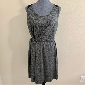 Athleta size L dress, comfortable & flattering.